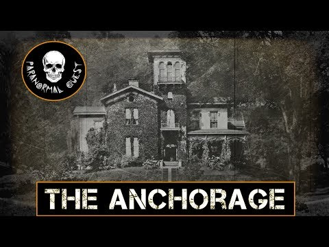 The Ghosts Of The Anchorage Mansion