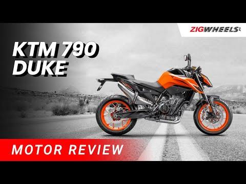 Reviews KTM 790 Duke