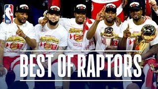 Best Plays From the Toronto Raptors | 2019 NBA Finals