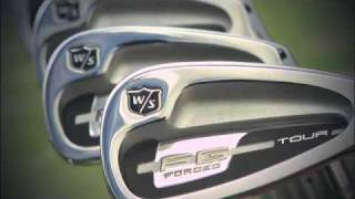 Select Your Wilson Staff Irons