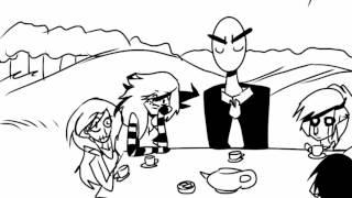 Creepypasta- Mad Tea Party In Creepypasta Land