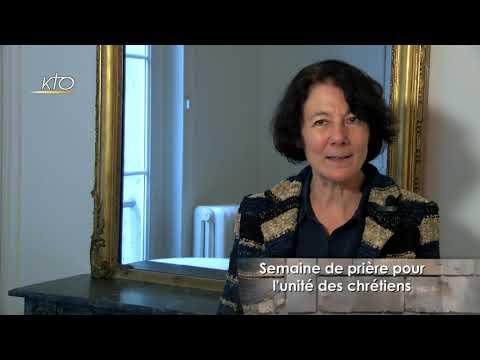 Pasteure Anne-Laure Danet - Semaine pour l'unité des chrétiens 2019