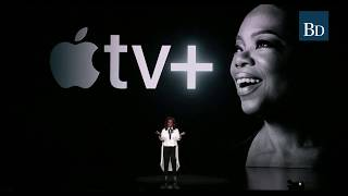 Apple unveils streaming video service, Apple TV+ - Business Daily