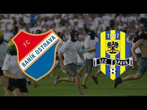 PES 18   HET Liga a Fortuna Národní Liga   FC Baník Ostrava-SFC Opava   CZ/SK
