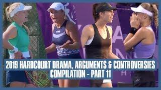 Tennis Hard Court Drama 2019   Part 11   Umpire Accused of Corruption