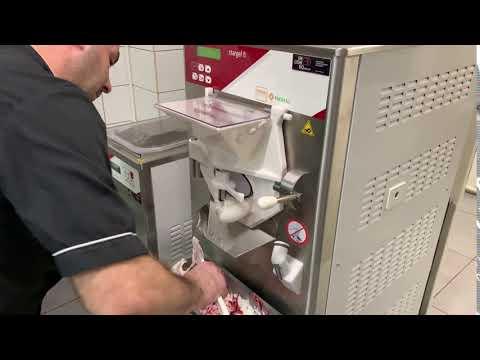 Μηχανές Παγωτού Promag Σειρά Stargel