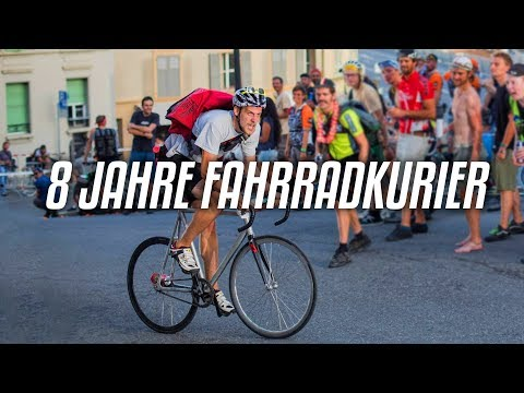 8 JAHRE FAHRRADKURIER | FAHRRADKURIER VS FAHRRAD-COPS