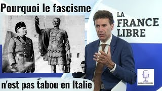 Pourquoi le fascisme n'est pas tabou en Italie