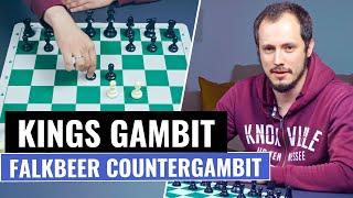 King's Gambit Declined | Falkbeer Countergambit | Mainlines, Plans & Strategies | Chess Openings