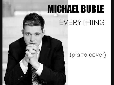Everything Chords Lyrics Michael Bubl