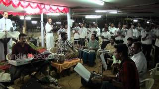 Christian Devotional Song in Maramon Convention