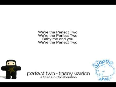 Perfect Two - TaeNy Version Mp3