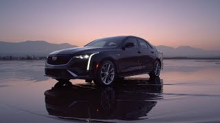 YouTube Video sKi1ZEjQlVA for Product Cadillac CT4 Sedan by Company Cadillac in Industry Cars