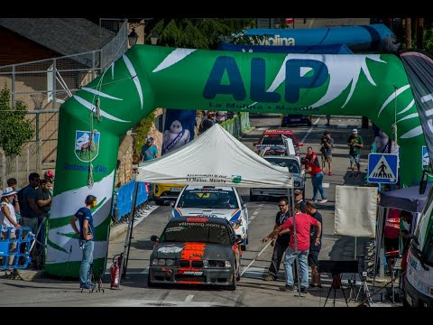 9a. Pujada Alp/4t. Ral·lisprint La Cerdanya