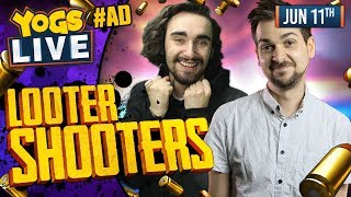 BORDERLANDS 2! - Looter Shooters w/ Lewis, Sjin, Harry & RyanCentral - 11/06/19 #AD