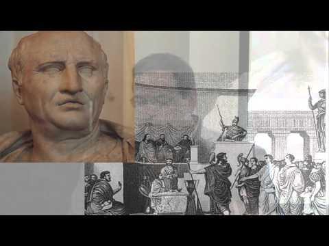 Cicero and the Secrets of Persuasive Oratory