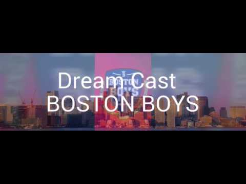 Boston Boys- Dream Cast Giulia Paim