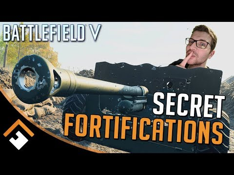 The Secret Fortifications of Battlefield V: Build the Best