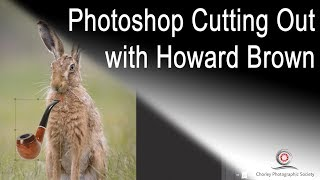 Cutting out in Photoshop
