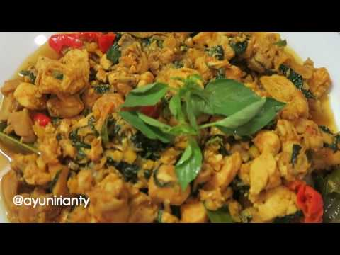 Video Resep Ayuni #17 Ayam Rica Rica