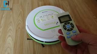 Ariete Briciola 2711 Robotic Vacuum Cleaner video preview
