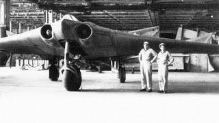 Germany's Secret WW2 Stealth Bomber   The Horten Ho 229