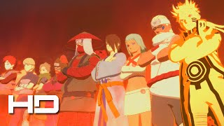 All Jinchuuriki Ultimate Jutsus/New Team Ultimate Jutsus | NARUTO SHIPPUDEN: Ultimate Ninja STORM 4