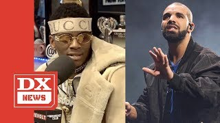 "Soulja Boy Says Drake Stole His Bars & Flow On ""Miss Me"" From His Song ""What's Hannenin"""