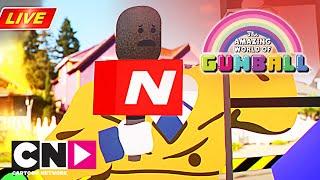 Удивительный мир Гамбола | Новости Элмора | Cartoon Network