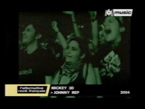 Mickey 3D - Johnny Rep - Clip Officiel Mp3