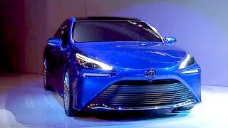 Full Reveal Presentation: 2021 Toyota Mirai at the LA Auto Show