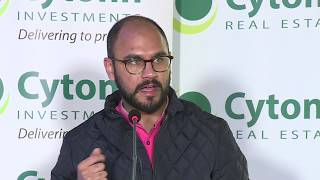 Shiv Arora, Head   Private Equity Real Estate At Cytonn Investments.