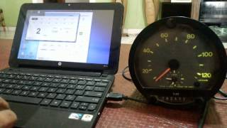 Maquina Para Testar Tacógrafo Simulador De Tacografo