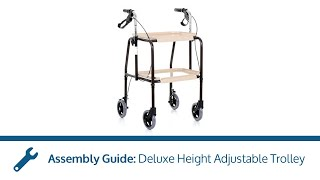 Deluxe Trolley Assembly Guide
