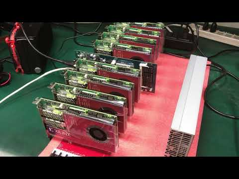 10Gh/s 0xBitcoin Mining on FPGA - смотреть онлайн на Hah Life