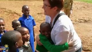 Radio Sunshine und die Freunde von Muramba in Afrika