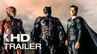 "JUSTICE LEAGUE: The Snyder Cut ""Batman & Superman"" Trailer (2021)"