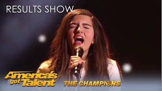 """America's Got Talent: The Champions 