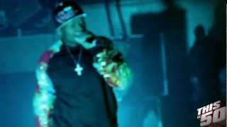 We Up by 50 Cent ft. Kendrick Lamar @Roseland Ballroom, NYC | Live Performance | 50 Cent Music