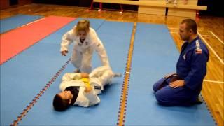 2014.10.30 – Zkouška na bílo-žlutý pásek – Tereza Kolcunová