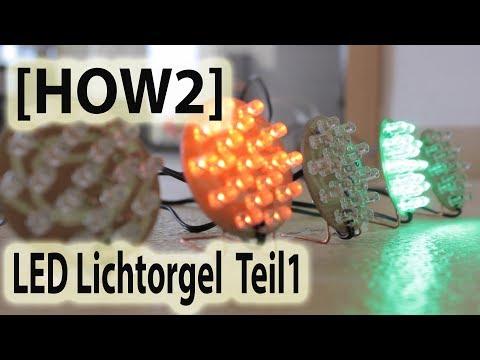 [How2] Lichtorgel - Teil 1