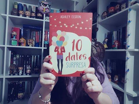 10 dates surpresa - Ashley Elston - Editora Alt - Turista Literário