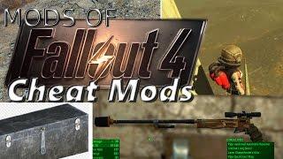 Cheat Mods für Fallout 4 (PS4) - Überpowert durch die Apocalypse