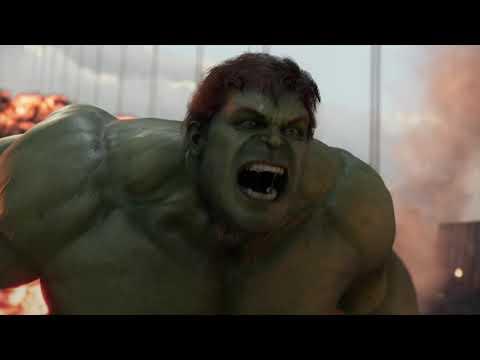 Marvel's Avengers  - Trailer - Smyths Toys