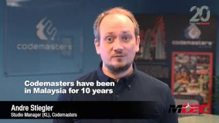 Interview with Codemasters