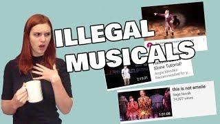 beetlejuice musical bootleg - Kênh video giải trí dành cho thiếu nhi