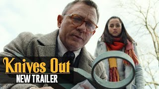 Knives Out (2019) Video