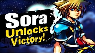 Sora in Super Smash Bros. Switch - Moveset Theory
