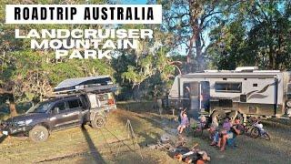 BUSH CAMPING AT LANDCRUISER MOUNTAIN PARK   SEASON 2 - EPISODE 1 ROADTRIP AUSTRALIA