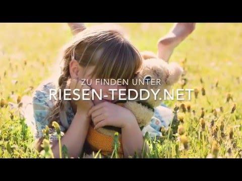 Riesen Teddy - Teddybär Test / Kaufen günstig